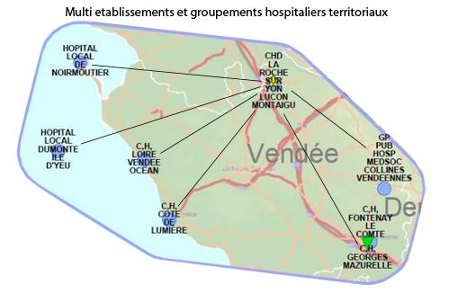 Daqsan, développement de logiciel pour les établissements de santé et groupement hospitaliers territoriaux, protection du DPI
