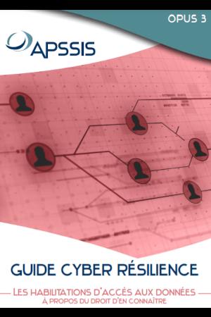 Daqsan editeur de logiciel, article issu du 3ème guide de cyber-résilience de l'APSSIS sur DPI Protect, solution de protection du secret medical